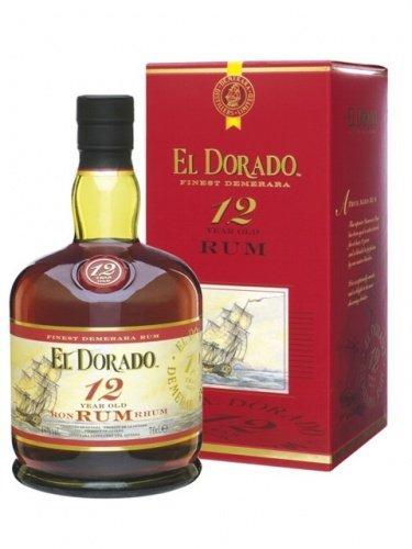El Dorado 12 yo 0,7 l