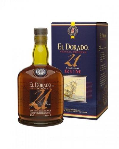 El Dorado 21y 0,7l 43%