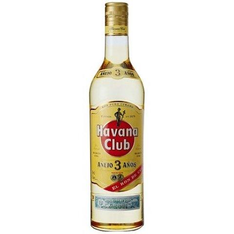 Havana Club Añejo 3Y 40% 0,7L