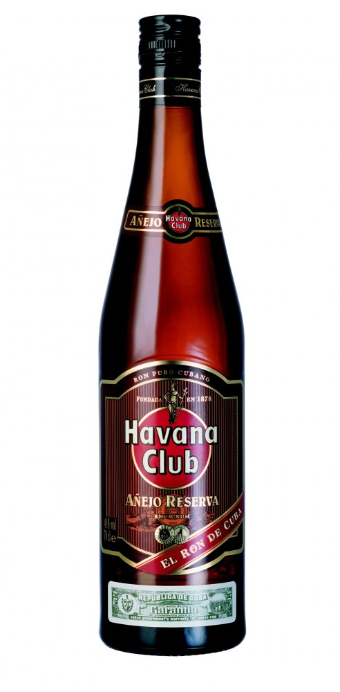 Havana Club Anejo Reserve 0,7l 40%