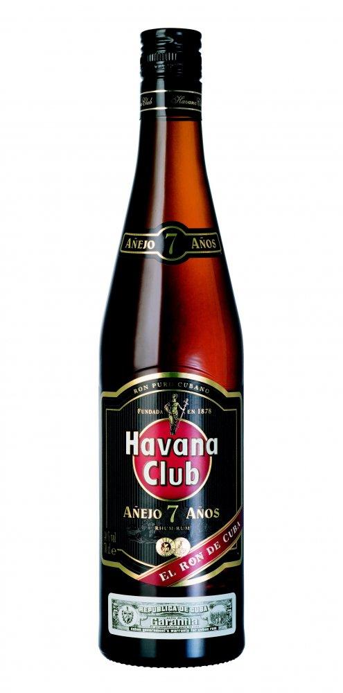Rum Havana Club 7YO 40% 0,7l