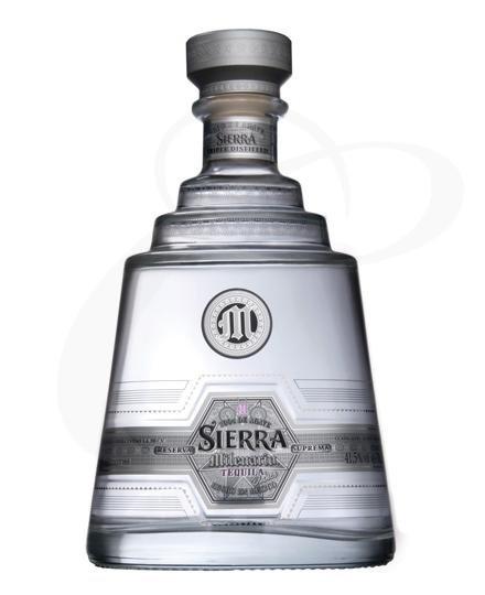 Sierra Milenario Blanco 100% Agave 0,7l 41,5%