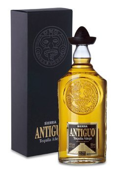 Sierra Tequila Antiquo 100% Agave 0,7l 40%