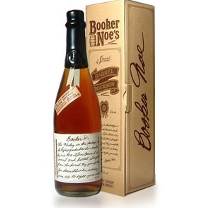 Booker´s Bourbon 8y 0,7l 63,2% dřevěný box