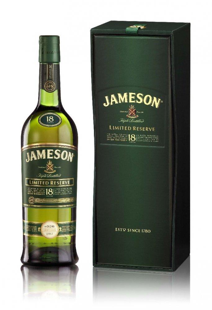 Jameson 18y 0,7l 40%