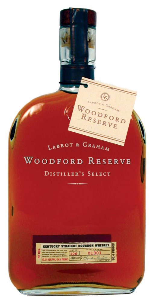 Woodford Reserve Distiller Select 0,7l 43.2%