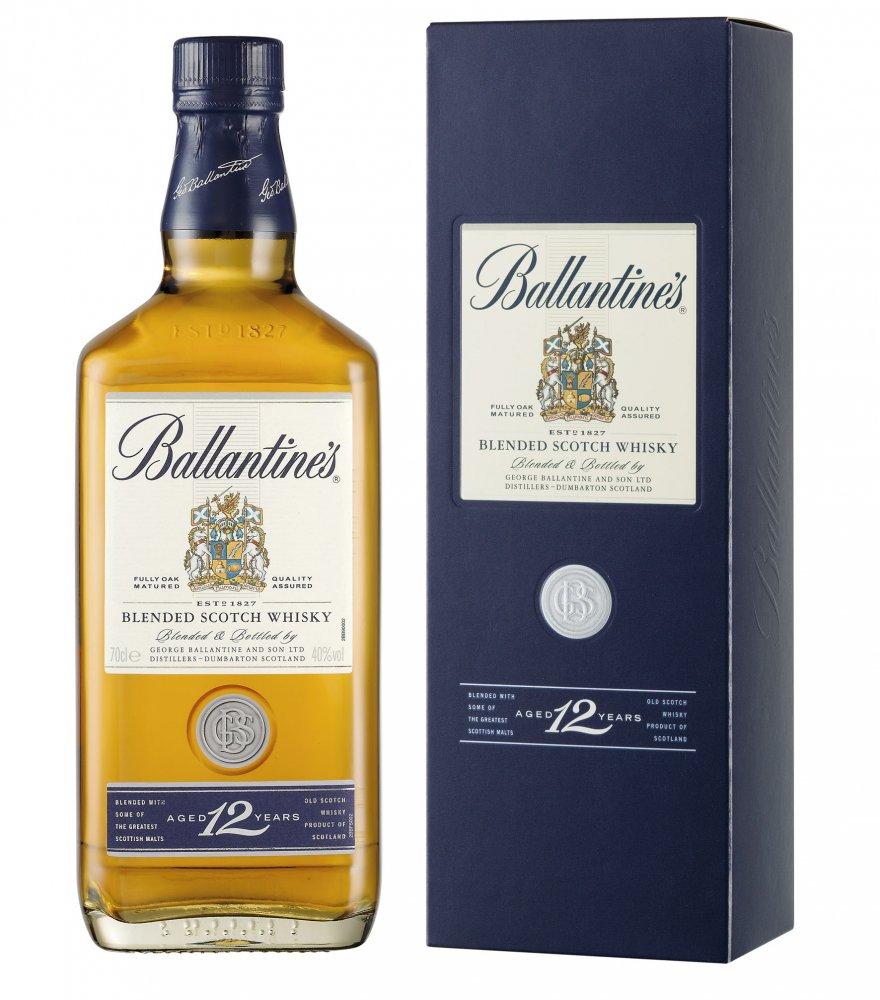 Ballantine's 12y 0,7l 40%