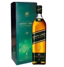 Johnnie Walker Green Label 15y 0,7l 43% 0,7l