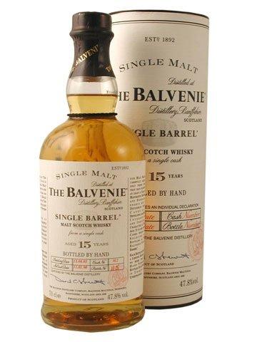 Balvenie Single Barrel 15y 0,7l 47,8%