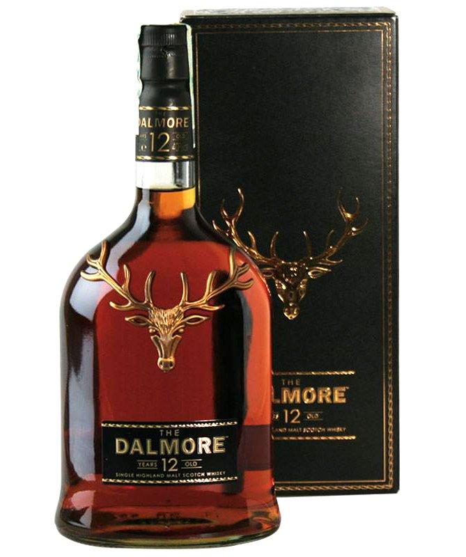 Dalmore 12y 1l 40%