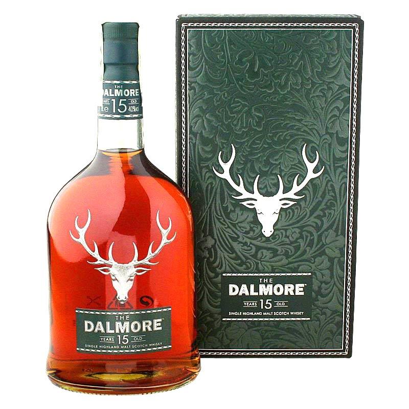Dalmore 15y 1l 40%