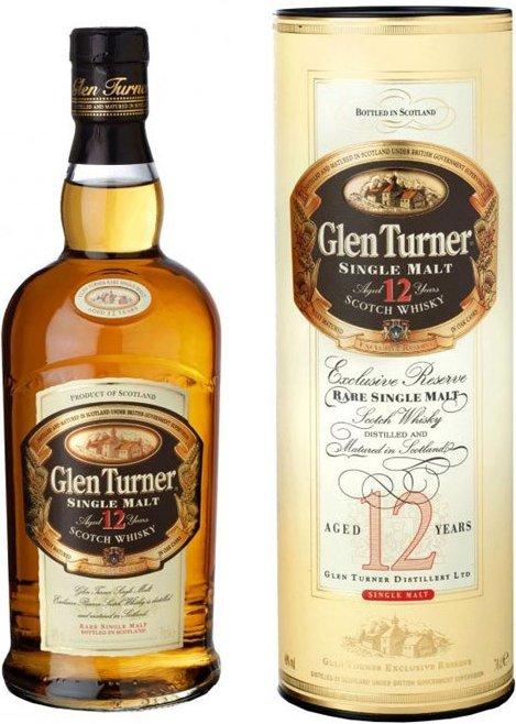 Glen Turner 12y 0,7l 40%