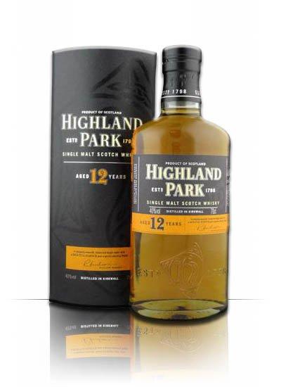 Highland Park 12 yo 0,7 l