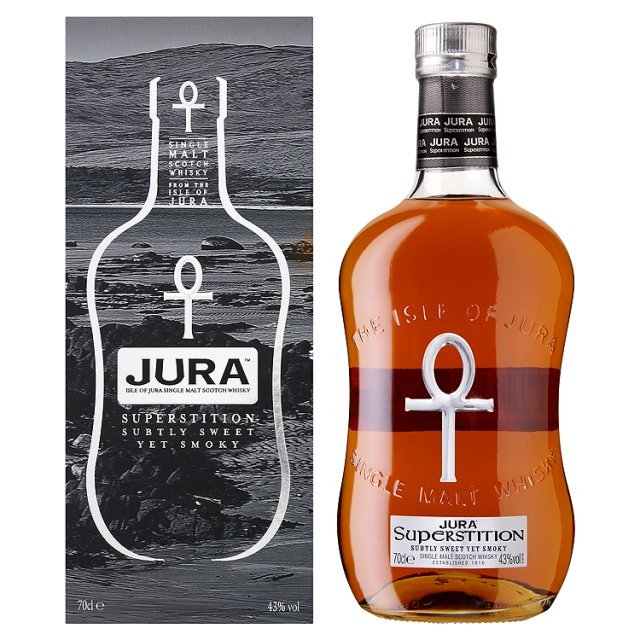 Isle of Jura Superstition 1l 43% 1l
