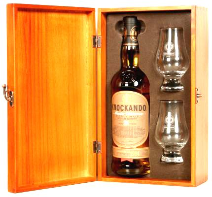 Knockando 21y single malt 0,7l 43%