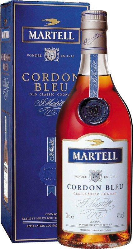 Martell Cordon Bleu 0,7l 40%
