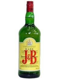 J&B Scotch Whisky 0,7l 40%