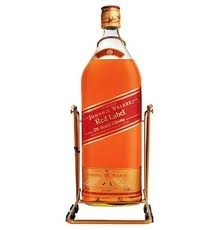 Johnnie Walker Red Label 3l 40% Kolébka