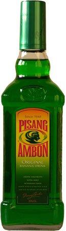 Pisang Ambon 0,7l 21%