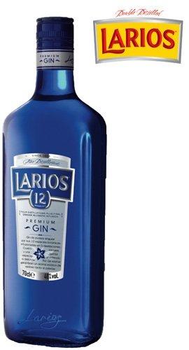 Larios 12 Premium Gin 0,7l 40%