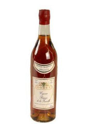 Godet Millesimes Grand Champagne ročník 1900 - dřevěná kazeta