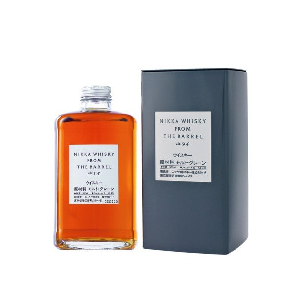 Nikka From The Barrel 0,5l 51,4%
