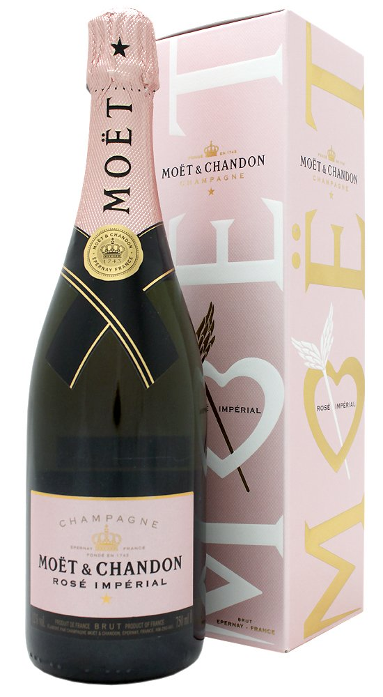 Moët&Chandon Rose Imp. G/P 75cl C6