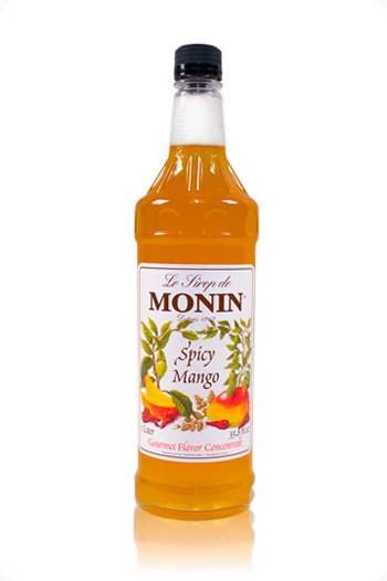 Monin Mangue Spicy Kořeněné mango 0,7l 0,7l