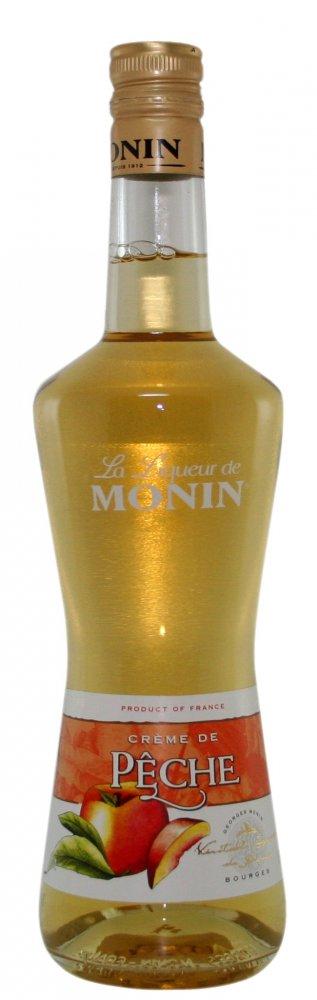 Monin Peche Liqueur 0,7l 16% 0,7l