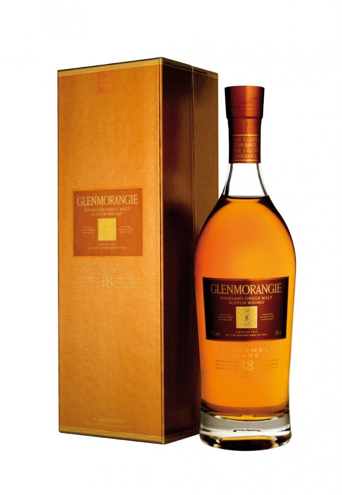 Glenmorangie 18 yo 0,7 l