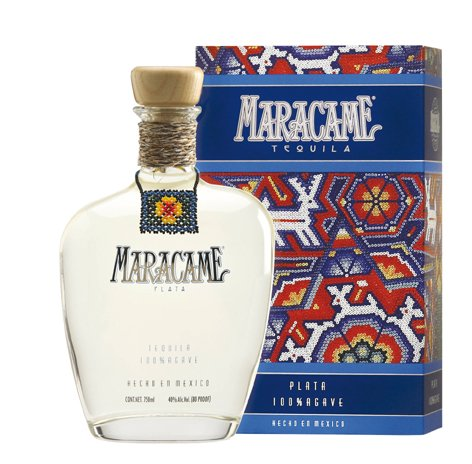 Tequila Maracame Plata 100% Agave 0,7l 38%