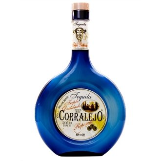 Tequila Corralejo Reposado Triple Destilado 100% Agave 0,7l 38%