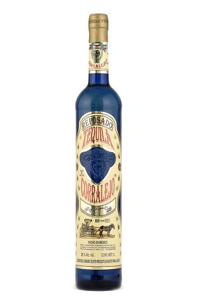 Tequila Corralejo Reposado 100% Agave 0,7l 38%