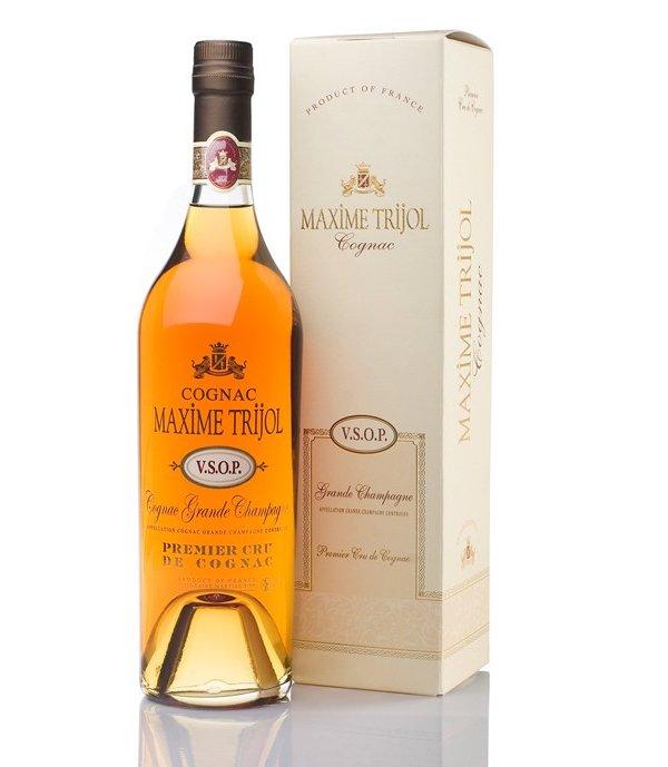 Maxime Trijol Grande Champagne VSOP 0,7l 40%