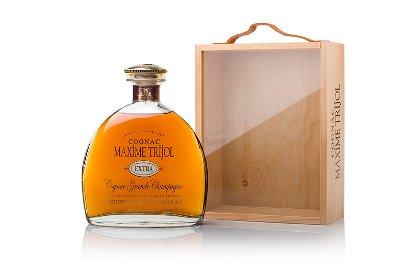 Maxime Trijol Grande Champagne Extra 0,7l 40%