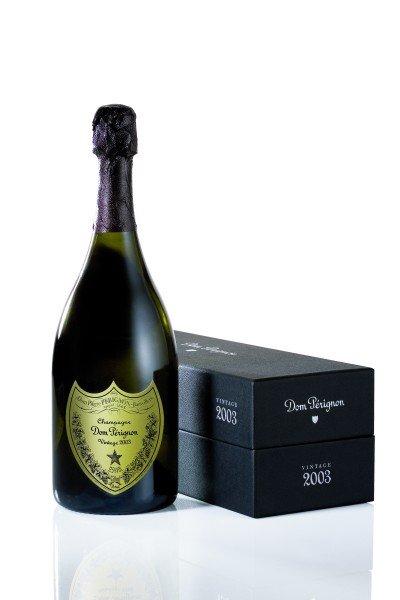Dom Perignon Blanc Vintage 2004 0,75l 12,5% GB