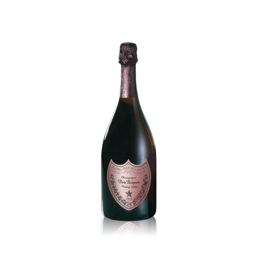 Dom Pérignon Vintage Rose 2000 0,75l 12%