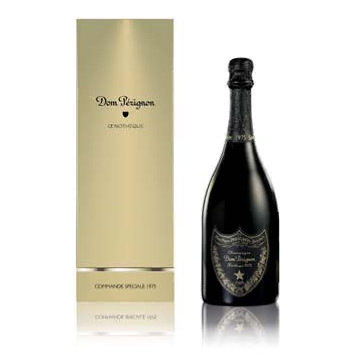 Dom Pérignon Oenotheque Vintage 1975 0,75l 12% GB