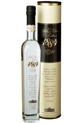 Pircher Edelbrand 1884 Williams 0,5l 42%