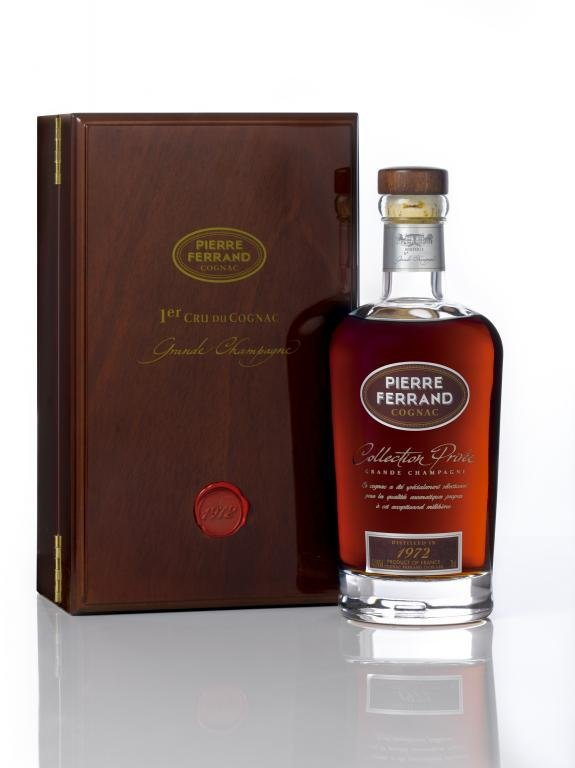 Pierre Ferrand Collection Privée Vintage 1972 0,7l 40%