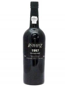 Romariz Porto Vintage 1997 0,75l 20,5%