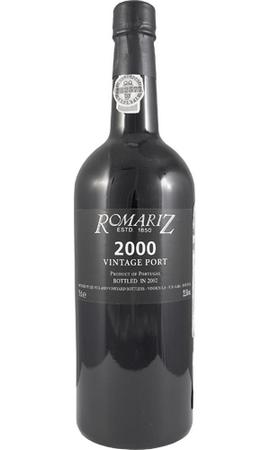 Romariz Porto Vintage 2000 0,75l 20,5%