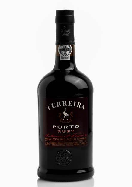 Ferreira Porto Ruby 0,75l 19,5%