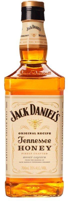 JACK DANIEL'S TENNESSEE HONEY 0,7L
