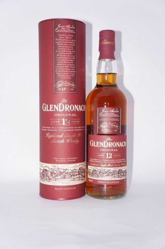Glendronach 12y 0,7l 40% 0,7l