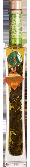 Vodka Cannabizzz 0,2l 38% 0,2l