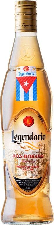 Legendario Rum Dorado 5y 0,7l 38%