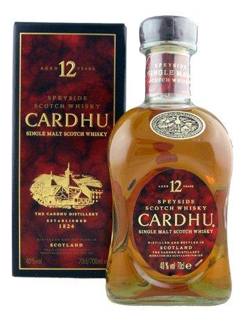 Cardhu 12y 0,7l 40%