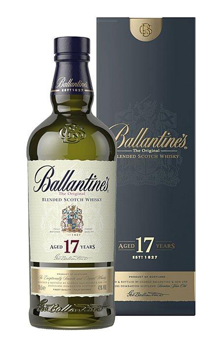 Ballantine's 17y 0,7l 43%