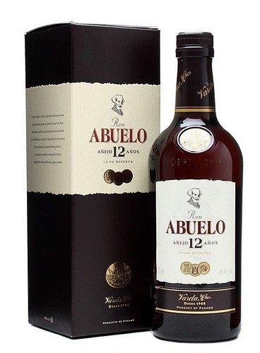 Ron Abuelo Anejo 12 yo 0,7 l